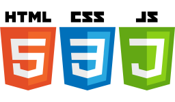 front-end logos