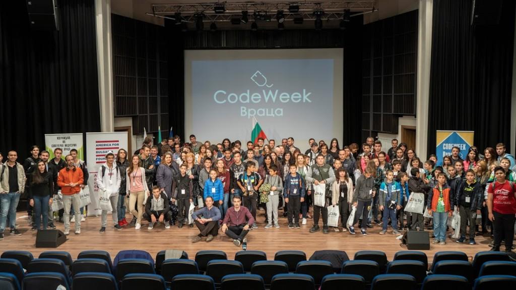 CodeWeek Враца 2018